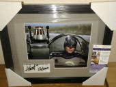 Adam West Batman Original Signed Autographed 13x16 Matted Framed Jsa Coa C