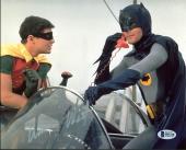 Adam West Batman Signed 8X10 Photo Autographed BAS #B41228
