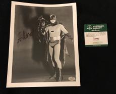 ADAM WEST BATMAN SIGNED 8x10 PHOTO SGC AUTHENTICATED