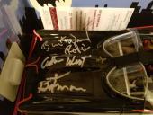 Adam West & Burt Ward Signed 1966 Batmobile Batman & Robin Diecast 1:18 Jsa Coa
