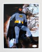 Adam West Signed 8×10 Batman Photo – COA JSA