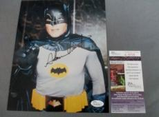 Adam West Signed 8x10 Photo Batman Mayer West JSA COA