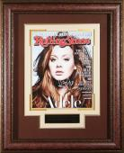 ADELE Autographed 11x14 Framed Rolling Stone Cover Photo