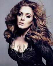 Adele Signed - Autographed Singer - Songwriter 8x10 inch Photo - Guaranteed to pass PSA or JSA