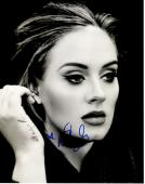 Adele Signed - Autographed Singer - Songwriter Concert 11x14 inch Photo - Guaranteed to pass PSA or JSA