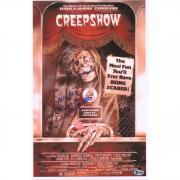 """Adrienne Barbeau Creepshow Autographed 12"""" x 18"""" Movie Poster with """"My Best"""" Inscription - BAS"""