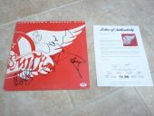 Aerosmith Band Signed Autographed Greatest Hits LP Album All 5 PSA Certified