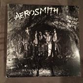 Aerosmith Complete Band Signed Night In The Ruts Vinyl Lp Record Album Flawless!