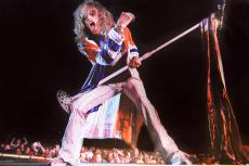 Aerosmith Steven Tyler Signed 24x36 Canvas Live Concert Poster Photo Video Proof