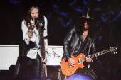 Aerosmith Steven Tyler Signed 24x36 Canvas Slash Poster Photo Video Proof