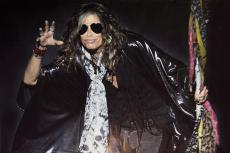 Aerosmith Steven Tyler Signed 24x36 Cape Canvas Poster Photo Video Proof