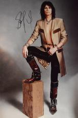 Aerosmith Steven Tyler Signed 24x36 Sexy Canvas Poster Photo Video Proof
