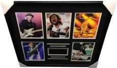 Aersomsith Band Signed Autographed 8x10 Photos Custom Framed Steven Tyler Perry