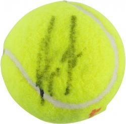 Andre Agassi Autographed Tennis Ball