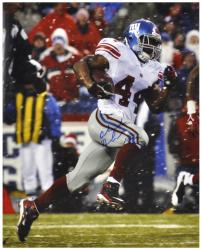 Ahmad Bradshaw New York Giants Autographed 16x20 Photograph - Mounted Memories