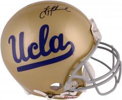 Troy Aikman UCLA Bruins Autographed Riddell Pro-Line Authentic Helmet