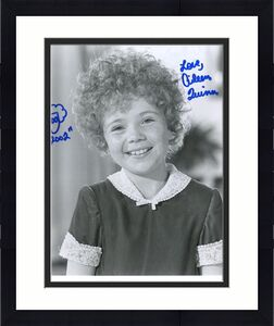 Aileen Quinn Annie Actress 2002 Signed Autographed 8x10 Photo W/coa
