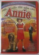 AILEEN QUINN Signed ANNIE DVD W/ Sketch Autograph and Inscription Carrol Burnett