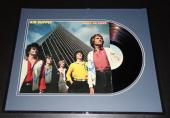 Air Supply Group Signed Framed 1980 Lost in Love Record Album Display