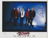Air Supply Signed 8x10 Photo Graham Russell & Russell Hitchcock Autograph Jsa