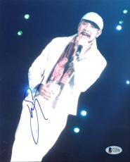 AJ McLean Backstreet Boys Signed 8X10 Photo Autographed BAS #C32046
