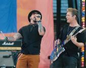 A.J. McLean & Nick Carter signed The Backstreet Boys Music star 8x10 photo w/coa