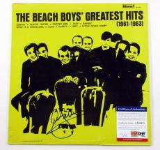 Al Jardine Signed Album The Beach Boys' Greatest Hits (1961-1963)  PSA/DNA AUTO