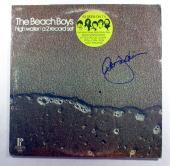 Al Jardine Signed Album The Beach Boys High Water: A 2-Record Set w/ AUTO