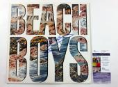 Al Jardine Signed Album The Beach Boys Self-Titled 25th Studio Album ^ JSA AUTO