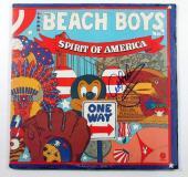 Al Jardine Signed LP Record Album The Beach Boys Spirit of America w/ AUTO