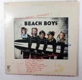 Al Jardine Signed LP Record Album The Beach Boys Wow! Great Concert! w/ AUTO