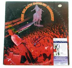 Al Jardine Signed Record Album The Beach Boys In Concert w/ JSA AUTO