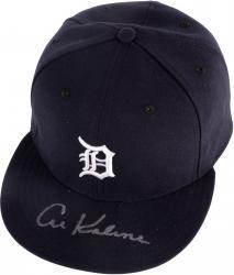 Al Kaline Detroit Tigers Autographed Detroit Tigers New Era Cap