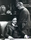 "Al Pacino Autographed 11"" x 14"" Godfather Photograph - PSA/DNA"