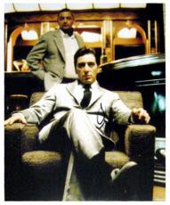 Al Pacino autographed 11x14 photo (The Godfather Michael Corleone) Image #SC14