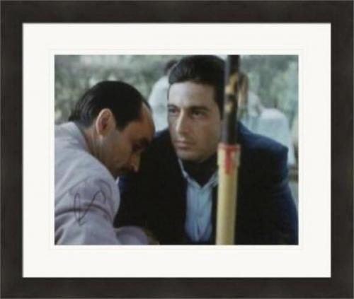 Al Pacino autographed 11x14 photo (The Godfather Michael Corleone) #SC18 Matted & Framed