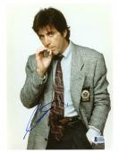"Al Pacino Autographed 8""x 10"" Sea of Love Smoking Photograph - Beckett COA"