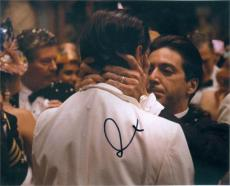 Al Pacino autographed 8x10 photo (The Godfather Michael Corleone) Image #SC4