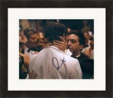 Al Pacino autographed 8x10 photo (The Godfather Michael Corleone) #SC4 Matted & Framed