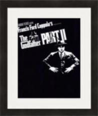 Al Pacino autographed 8x10 photo (The Godfather Michael Corleone) #SC5 Matted & Framed