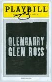 Al Pacino autographed Glengarry Glen Ross Broadway Playbill