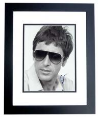 Al Pacino Signed - Autographed Legendary Actor 8x10 inch Photo BLACK CUSTOM FRAME - Guaranteed to pass PSA or JSA