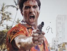 Al Pacino Autographed SCARFACE 11x14 Photo