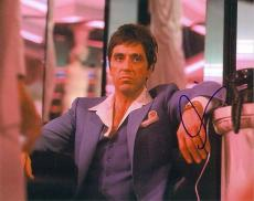 Al Pacino Autographed SCARFACE 8x10 Photo