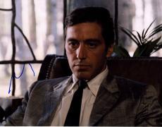 Al Pacino Autographed Signed 11x14 Godfather II Photo AFTAL UACC RD COA