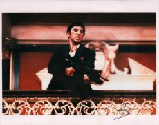 Al Pacino Autographed Signed 11x14 Scarface Little Friend Photo AFTAL