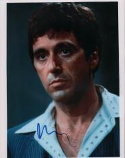 Al Pacino Autographed Signed 11x14 Scarface Photo AFTAL