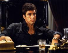 Al Pacino Autographed Signed 11x14 Scarface Photo AFTAL UACC RD COA
