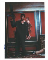 Al Pacino Autographed Signed 11x14 Scarface Play Rough Photo AFTAL