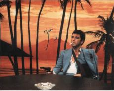 Al Pacino Autographed Signed 11x14 Scarface Taking Over Photo AFTAL